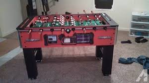 foosball tables for sale near me snap on foosball table for sale in clarks louisiana classified