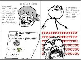 Rage Guy Memes - meme blender com â rage guy meme â math test â meme blender com