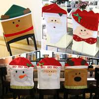 snowman chair covers wholesale christmas chair covers buy cheap christmas chair