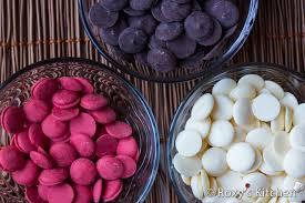 How To Make Decorative Chocolate How To Make Modeling Chocolate For Decorating Cakes Cupcakes