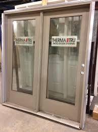 Patio Door With Sidelights Exterior Doors U2013 Building Materials U0026 Supplies