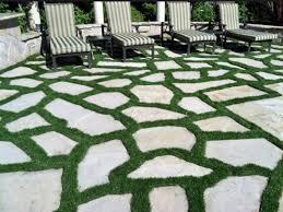 Patio Artificial Grass Synthetic Turf Wilbur Washington Paver Patio Backyard Ideas