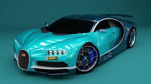car bugatti chiron bugatti chiron car model cgtrader