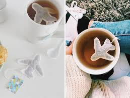 heart shaped tea bags creative teabag designs for tea