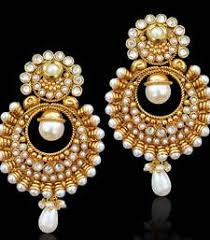 Buy Kundan Embellished Dangler Earrings Earrings Designs 14 Indian Ethnic Bollywood Peacock Design Dangle