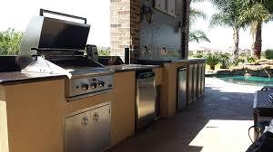 Brinkmann Backyard Kitchen by Outdoor Kitchen Equipment Houston Outdoor Kitchen Gas Grills