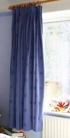 Curtains 145 Cm Drop Dunelm Retro Eyelet Curtains For French Doors Grey Yellow Blue