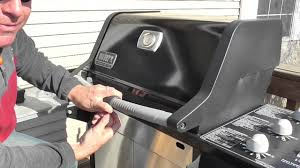 led bbq grill lights how to install a weber grill out handle light 7516 youtube