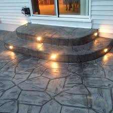 How To Install A Concrete Patio Best 25 Patio Steps Ideas On Pinterest Patio Stairs Front
