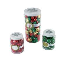 decorative christmas containers instructions on oriental trading