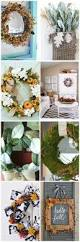 Diy Craft For Home Decor by 611 Best Fall Crafts U0026 Decorations Diy Images On Pinterest