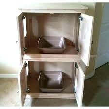 modern litter box cabinet modern cat designs furniture litter boxes for cats rinka info