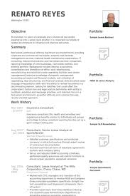 Leasing Agent Resume Sample by Insurance Resume Samples Visualcv Resume Samples Database