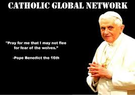 tradcatknight pope to flee rome watch benedict xvi receives the