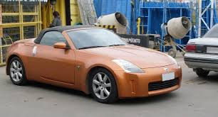 red nissan 350z modified file nissan 350z roadster chile jpg wikimedia commons