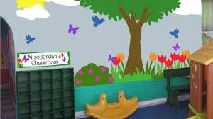 Preschool Classroom Wall Decals dazzling ideas preschool wall