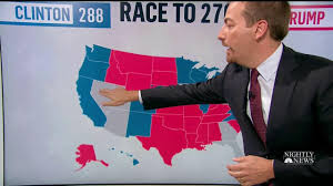 2016 Presidential Usa Election Prediction Electoral Map by Analysis Hillary Clinton U0027s Path To 270 Appears Unchanged Nbc News