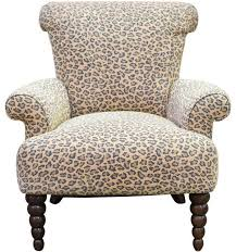 Leopard Chairs Living Room Charming Leopard Print Accent Chair 23 Classic Animal Print Living