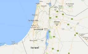maps googke maps did not delete palestine but it does impact how