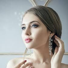boucle d oreille mariage 54 best boucles d oreilles chandelier images on