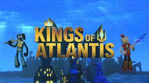 youtube red series review dantdm kings of atlantis set the