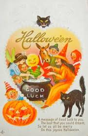 Vintage Halloween Decorations For Sale A Blog For Collectors Of Vintage Halloween Spooktacular Halloween