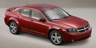 recalls on 2008 dodge avenger 2008 dodge avenger sedan 4d r t safety ratings 2008 dodge avenger