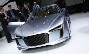audi detroit audi e detroit concept auto shows car and driver