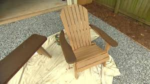 furniture how to choose a l shade strip l shade how to clean and stain outdoor wood furniture today s homeowner