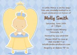 prince baby shower invitations prince baby shower invitations candles and favors