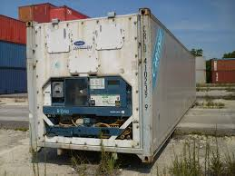 uses for a refrigerated shipping container saf t box