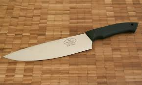 fallkniven kitchen knives chef knife k series from fallkniven cutting edge knives