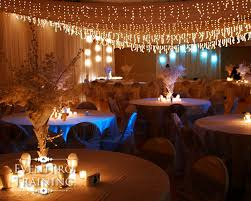 wedding ceiling decorations and wall draping for weddings