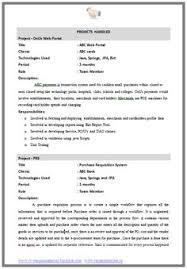 Best Technical Resume Format by Hr Graphic Desgin One Page Resume Examples Yahoo Image Search