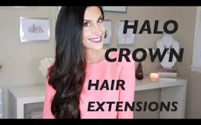 hair extensions for crown area hidden crown hair extensions formerly halo crown review and