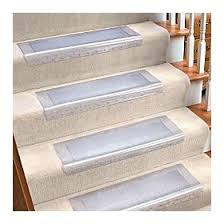 Plastic Rug Runners Clear Vinyl Stair Tread Improvements Area Rugs Pinterest