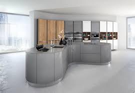 meuble cuisine arrondi cuisines häcker les nouveautés 2015 inspiration cuisine