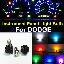 dashboard led light bulbs t5 bulb lamp socket instrument cluster bulb warning indicator