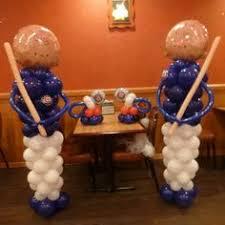 balloon arrangements chicago sports theme balloon decorations san diego balloons decorations