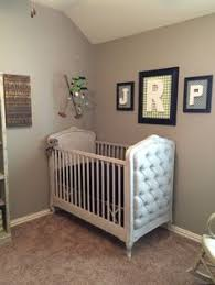 Baby Nursery Decor Small Room Crib Corner Baby Boy Nursery