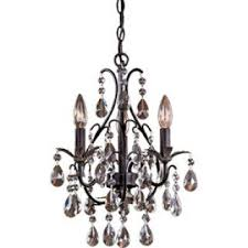 Miniature Chandelier Crystal Chandeliers Are Elegant Beaded Light Fixtures In Brass