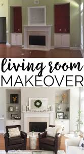 livingroom makeover traditional living room makeover and neutral autumn decor