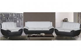 Grey Leather Living Room Set Leather Sofas Discount Furniture Store