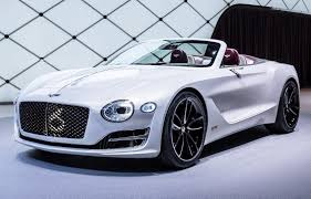 bentley 2017 white exp 12 speed 6e previews a future all electric bentley w video