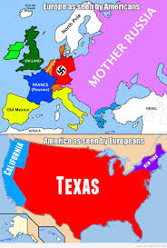 Worlds Of Fun Map by 35 Funny Maps That Would Have Actually Made Geography Fun
