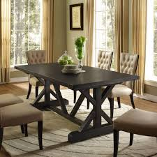 enchanting upholstered diningoom chairs target with casters oak