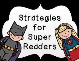 free super hero themed reading strategies by 2nd grade