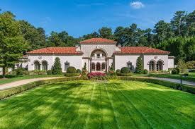 mediterranean mansion tuxedo park mansion tries again at 10 7m following price slashes