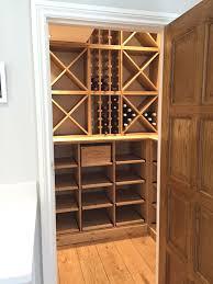 made to order bespoke pine wine racks wineware co uk