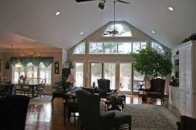 vaulted ceiling house plans open floor plans with vaulted ceilings flooring home design